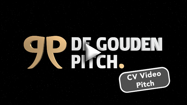 De gouden pitch - Ons CV video pitch.